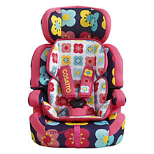Buy Cosatto Zoomi Group 1, 2 & 3 Car Seat, Poppidelic Online at johnlewis.com