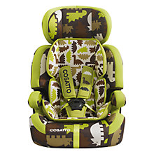 Buy Cosatto Zoomi Group 1, 2 & 3 Car Seat, C-Rex Online at johnlewis.com