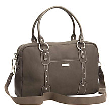 Buy Storksak Elizabeth Changing Bag, Walnut Online at johnlewis.com