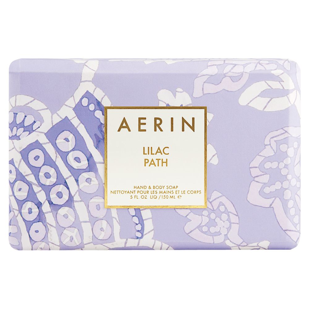 AERIN AERIN Lilac Path Soap, 176g