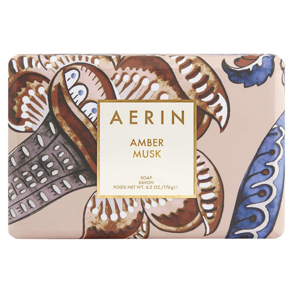 AERIN AERIN Amber Musk Soap, 176g