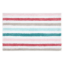 Buy John Lewis Lulu Bath Mat, Multi Online at johnlewis.com