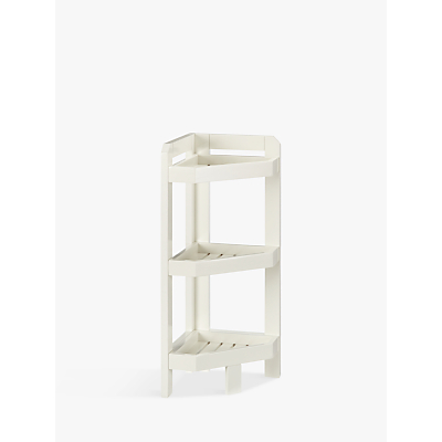 John Lewis St Ives Bathroom Corner Unit