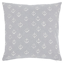 Buy John Lewis Anchor Cushion Online at johnlewis.com