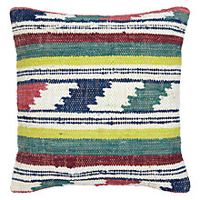 Buy John Lewis Arcadium Cushion, Multi Online at johnlewis.com