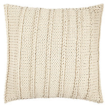 Buy John Lewis Rope Floor Cushion Online at johnlewis.com