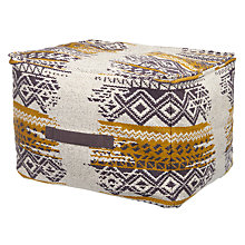 Buy John Lewis Diamond Shadow Pouffe Online at johnlewis.com