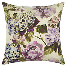 Buy John Lewis Antique Peony Cushion Online at johnlewis.com