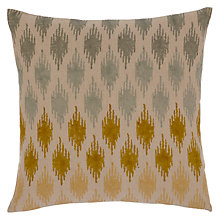Buy John Lewis Ikat Ombre Cushion Online at johnlewis.com