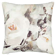 Buy John Lewis Croft Collection Rose Cushion Online at johnlewis.com