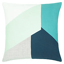 Buy House by John Lewis Puzzle Dash Cushion Online at johnlewis.com