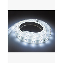 Buy John Lewis SY7340A 2m LED Strip Lights, Cool White Online at johnlewis.com