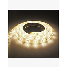Buy John Lewis SY7340A 2m LED Strip Lights, Warm White Online at johnlewis.com