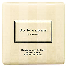 Buy Jo Malone London Blackberry & Bay Bath Soap, 100g Online at johnlewis.com