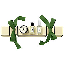 Buy Jo Malone London Christmas Cracker Online at johnlewis.com