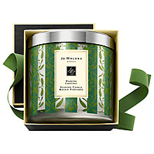 Buy Jo Malone London Roasted Chestnut Delux Candle Online at johnlewis.com