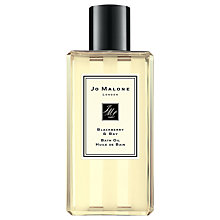 Buy Jo Malone London Blackberry & Bay Bath Oil, 250ml Online at johnlewis.com