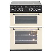 Buy Belling Classic 60G Freestanding Gas Cooker Online at johnlewis.com