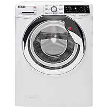Buy Hoover Dynamic Next Premium DXP 412AIW3 Freestanding Washing Machine, 12kg Load, A+++ Energy Rating, 1400rpm Spin, White Online at johnlewis.com