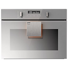 Buy Gorenje by Starck BCM547ST Built-In Combination Microwave Oven with Grill Online at johnlewis.com