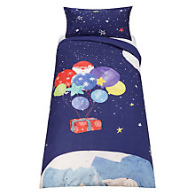 Buy John Lewis Man on the Moon Duvet Set, Multi Online at johnlewis.com