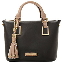 Buy Dune Dinideloris Mini Shopper Bag, Black Online at johnlewis.com