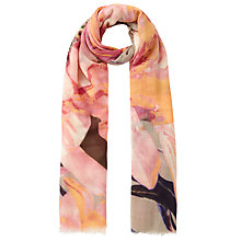 Buy John Lewis New Kew Digital Print Scarf, Multi Online at johnlewis.com