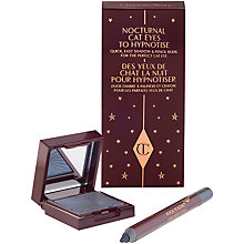 Buy Charlotte Tilbury Nocturnal Cat Eyes To Hypnotise, Midnight Seduction Online at johnlewis.com