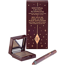 Buy Charlotte Tilbury Nocturnal Cat Eyes To Hypnotise, The Huntress Online at johnlewis.com