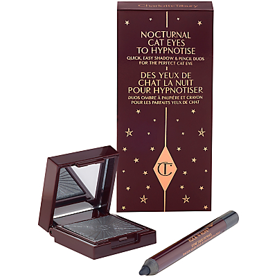 shop for Charlotte Tilbury Nocturnal Cat Eyes To Hypnotise, Silver Leopard at Shopo