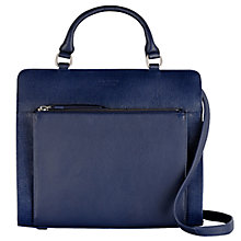Buy Radley Clerkenwell Medium Multiway Leather Bag Online at johnlewis.com