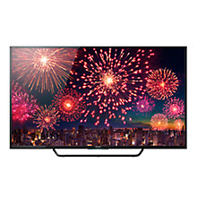 "Buy Sony Bravia KD49X8005 4K Ultra HD LED Android TV, 49"" with Freeview HD and Built-In Wi-Fi Online at johnlewis.com"