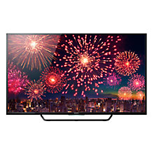 "Buy Sony Bravia KD55X8005 4K Ultra HD LED Android TV, 55"" with Freeview HD, Youview & Built-In Wi-Fi Online at johnlewis.com"