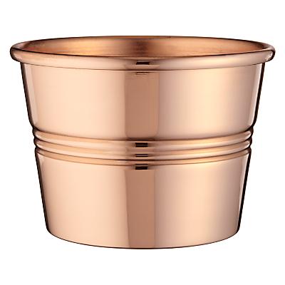 John Lewis John Lewis Croft Collection Copper Pot, Medium