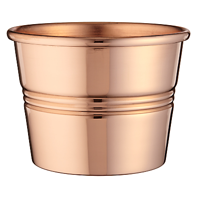 John Lewis John Lewis Croft Collection Copper Pot, Small