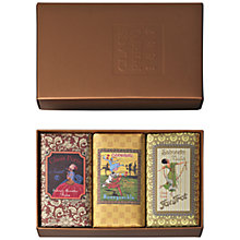 Buy Claus Porto Copper Soap Gift Box, Set of 3, 450g Online at johnlewis.com