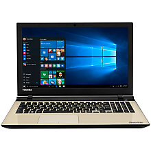 "Buy Toshiba Satellite L50 Laptop, AMD A10, 8GB RAM, 1TB, 15"" Online at johnlewis.com"