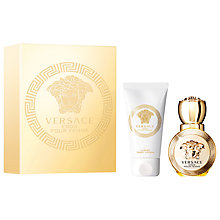 Buy Versace Eros Pour Femme 30ml Eau de Parfum Fragrance Gift Set Online at johnlewis.com