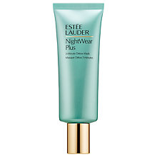 Buy Estée Lauder NightWear Plus 3-Minute Detox Mask, 75ml Online at johnlewis.com