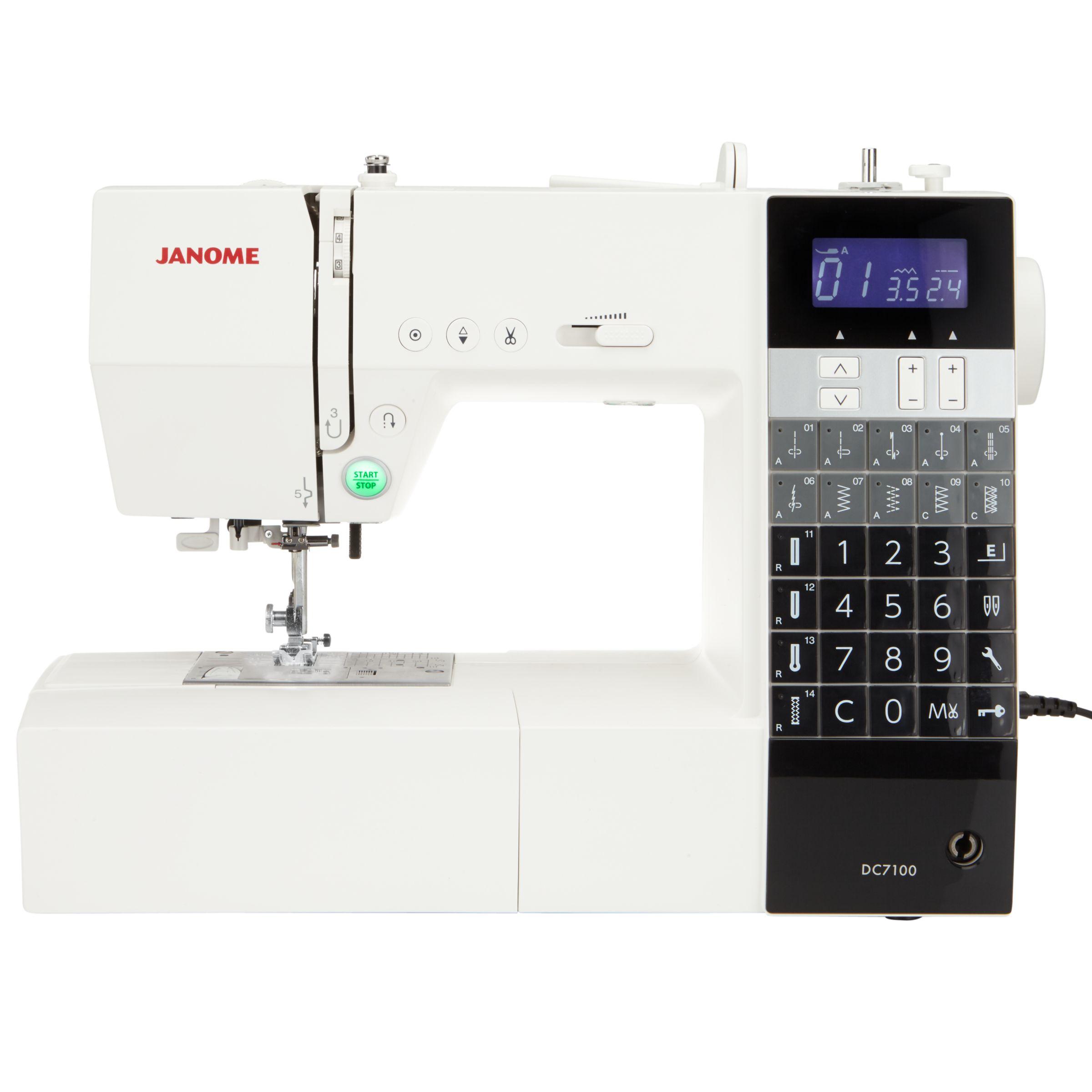 Janome Janome DC7100 Sewing Machine