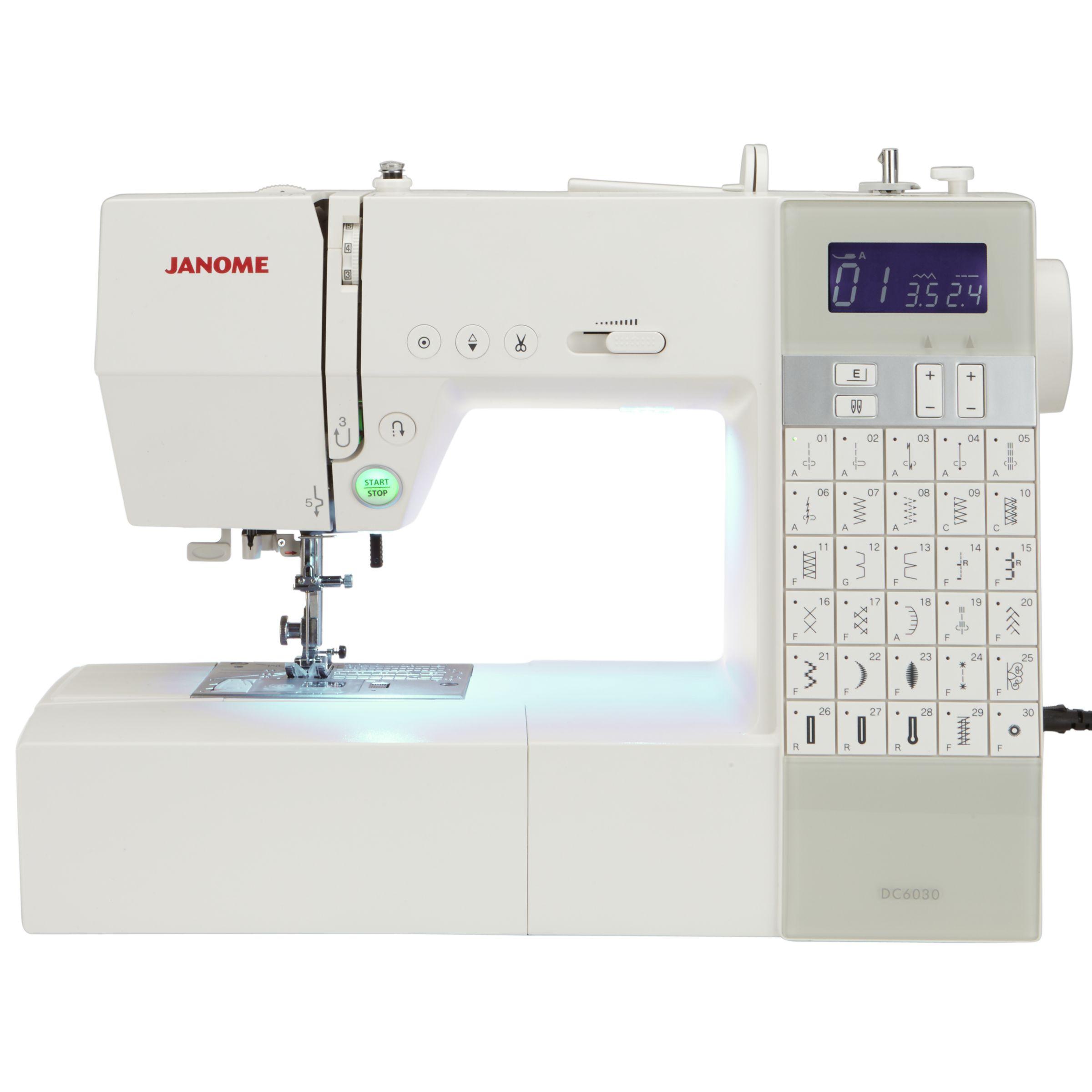 Janome Janome DC6030 Sewing Machine
