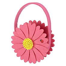 Buy John Lewis Flower Basket Online at johnlewis.com