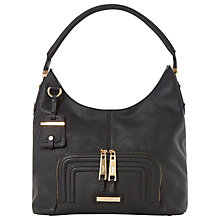 Buy Dune Duke Leather Hobo Bag Online at johnlewis.com