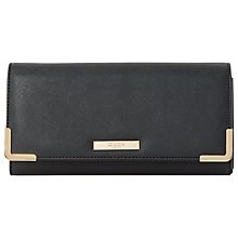 Buy Dune Selena Travel Wallet, Black Online at johnlewis.com