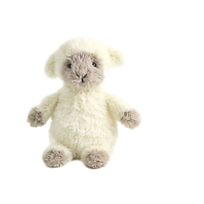 John Lewis Bleating Lamb Plush Toy