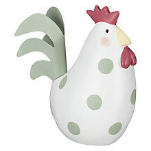 Buy John Lewis Small Spot Chicken, Green Online at johnlewis.com