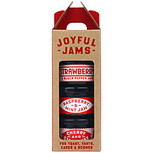Buy Makers & Merchants Joyful Jams, Set of 3 Online at johnlewis.com