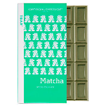 Buy L'Artisan du Chocolat Matcha White Chocolate Bar Online at johnlewis.com