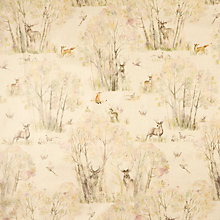 Buy Voyage Enchanted Forest PVC Tablecloth Fabric Online at johnlewis.com