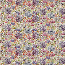 Buy Voyage Hydrangea PVC Tablecloth Fabric Online at johnlewis.com